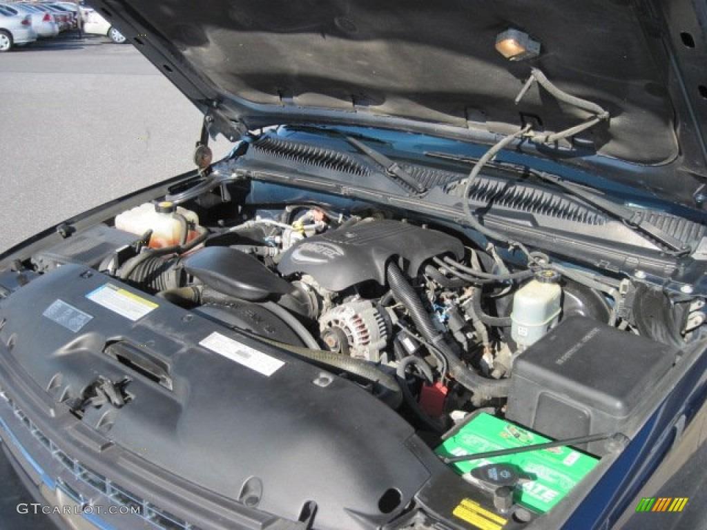 2001 Chevrolet Silverado 1500 Ls Extended Cab 4x4 5 3