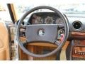 1985 E Class 300 CD Coupe Steering Wheel