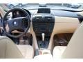 2006 BMW X3 Sand Beige Interior Dashboard Photo