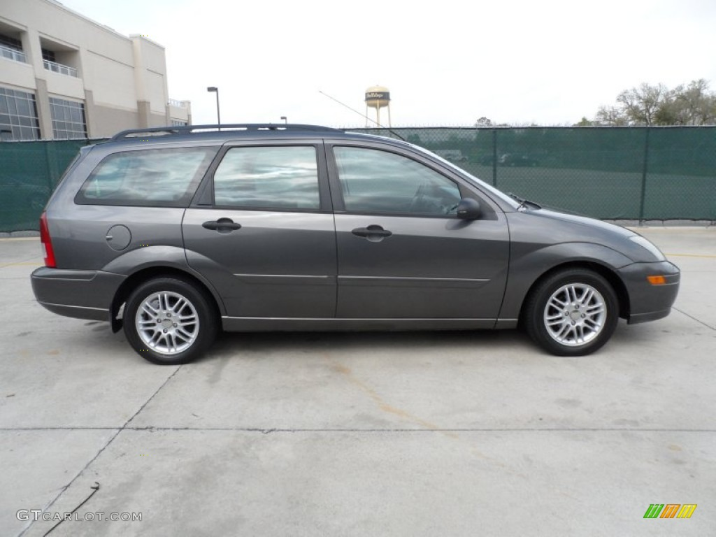 Liquid Grey Metallic 2003 Ford Focus SE Wagon Exterior Photo #62065119