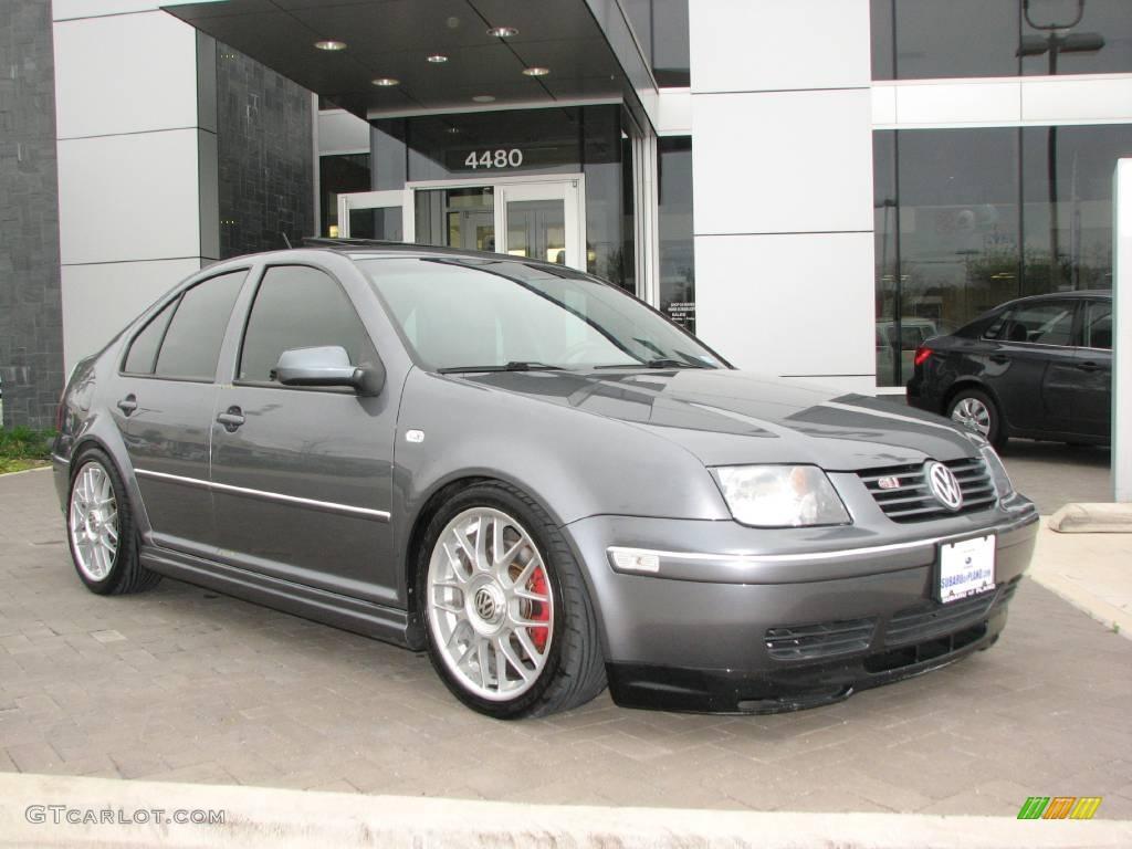 2004 platinum grey metallic volkswagen jetta gls 1 8t sedan 6201468 car color. Black Bedroom Furniture Sets. Home Design Ideas
