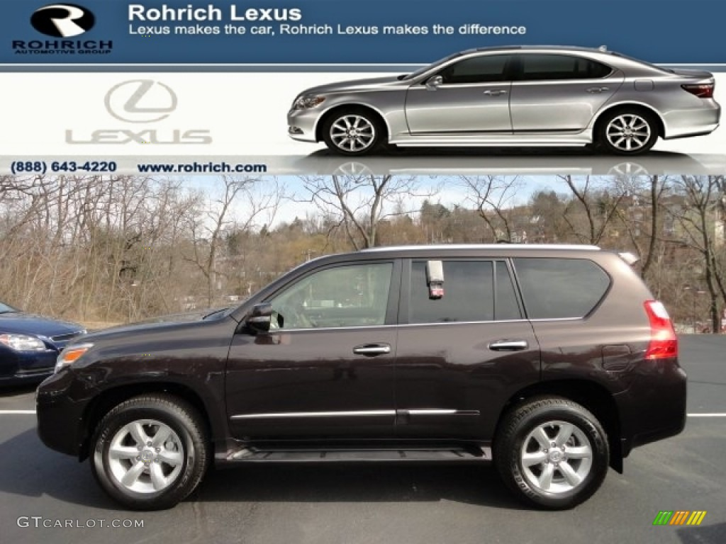2012 Fire Agate Pearl Lexus Gx 460 Premium 62036418 Car Color Galleries