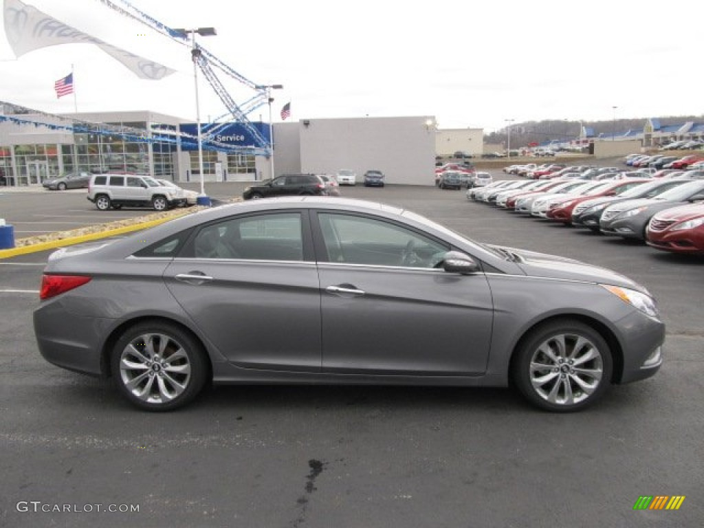 harbor gray metallic 2012 hyundai sonata limited 2 0t exterior photo 62083488. Black Bedroom Furniture Sets. Home Design Ideas