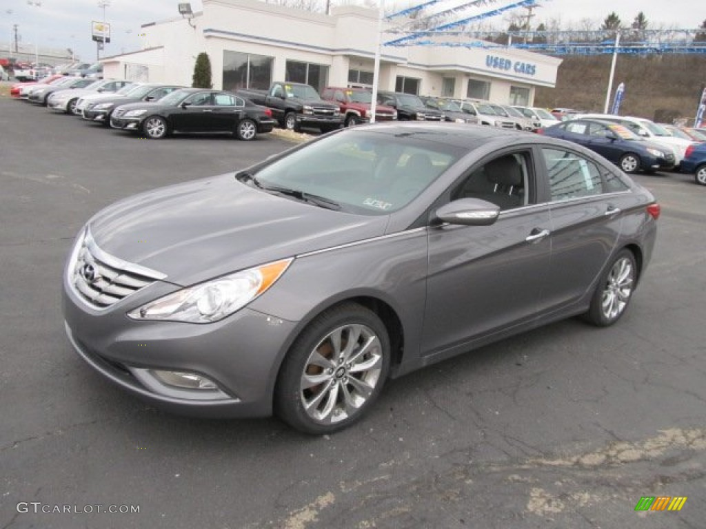 harbor gray metallic 2012 hyundai sonata limited 2 0t exterior photo 62083497. Black Bedroom Furniture Sets. Home Design Ideas