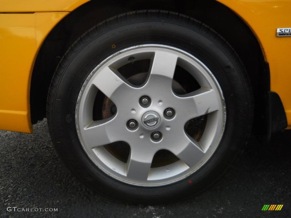 2006 nissan sentra 1 8 s special edition wheel photo 62085842. Black Bedroom Furniture Sets. Home Design Ideas