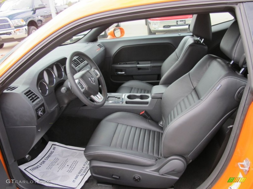 2012 Dodge Challenger R T Classic Interior Photo 62089032