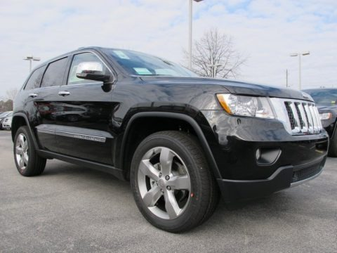 2012 jeep grand cherokee overland data info and specs. Black Bedroom Furniture Sets. Home Design Ideas