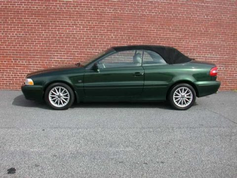 1999 Volvo C70 LT Convertible Data, Info and Specs