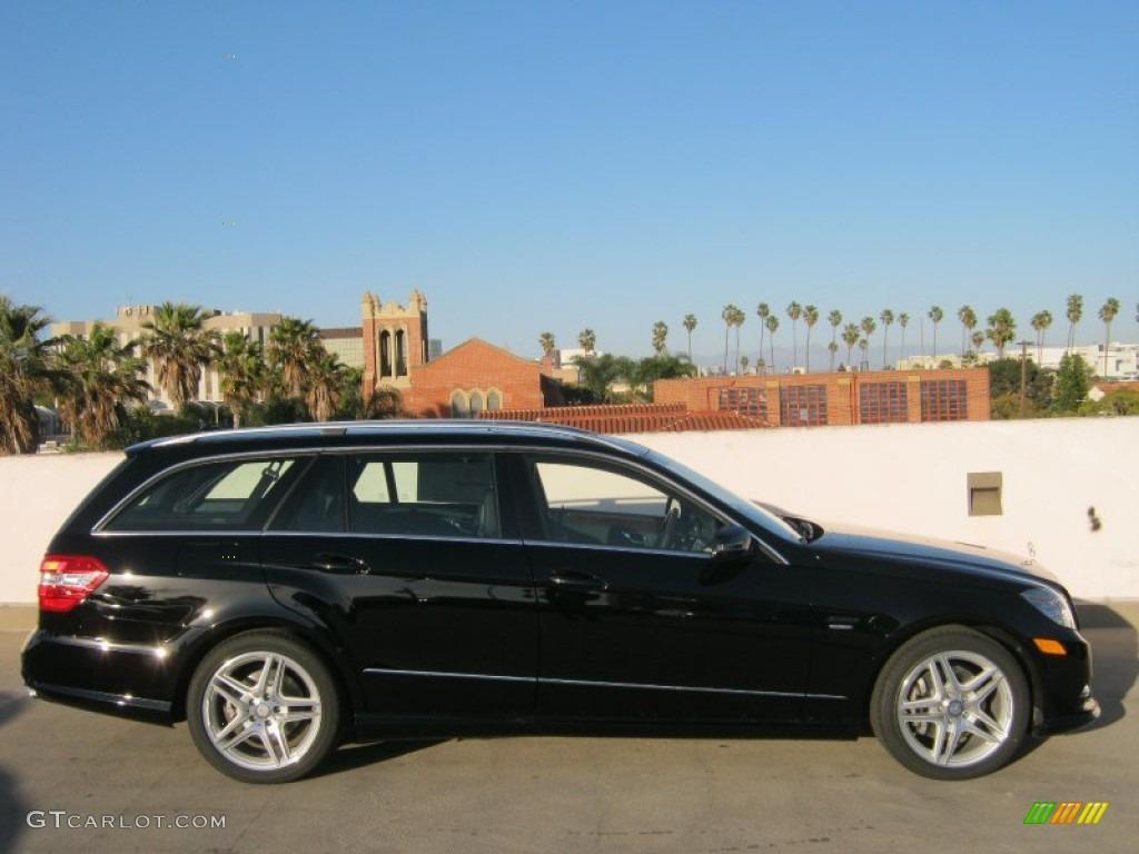 Black 2012 mercedes benz e 350 4matic wagon exterior photo for Mercedes benz e350 4matic 2012