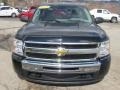 2011 Black Chevrolet Silverado 1500 LS Regular Cab 4x4  photo #12