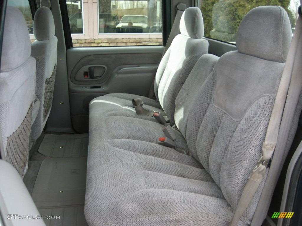 1998 Chevrolet C/K 3500 K3500 Silverado Crew Cab 4x4 Rear ...