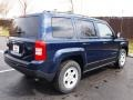 2012 True Blue Pearl Jeep Patriot Sport  photo #3