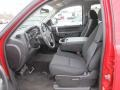 2012 Victory Red Chevrolet Silverado 1500 LT Crew Cab  photo #10