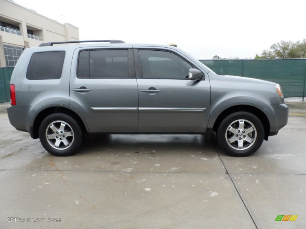Sterling Gray Metallic 2009 Honda Pilot Touring Exterior Photo 62143117 Gtcarlot Com