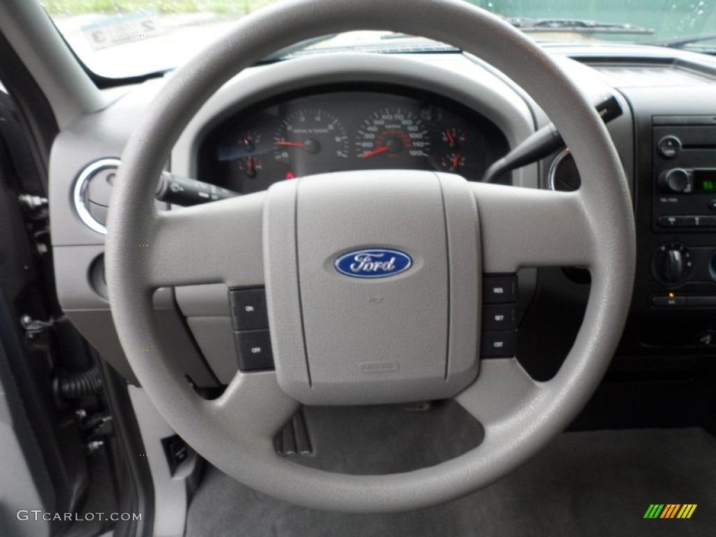 2006 Ford F150 XLT SuperCrew Steering Wheel Photos ...