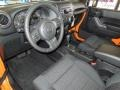 Black Interior Photo for 2012 Jeep Wrangler #62151528