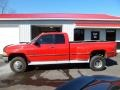 Flame Red 1999 Dodge Ram 3500 Gallery