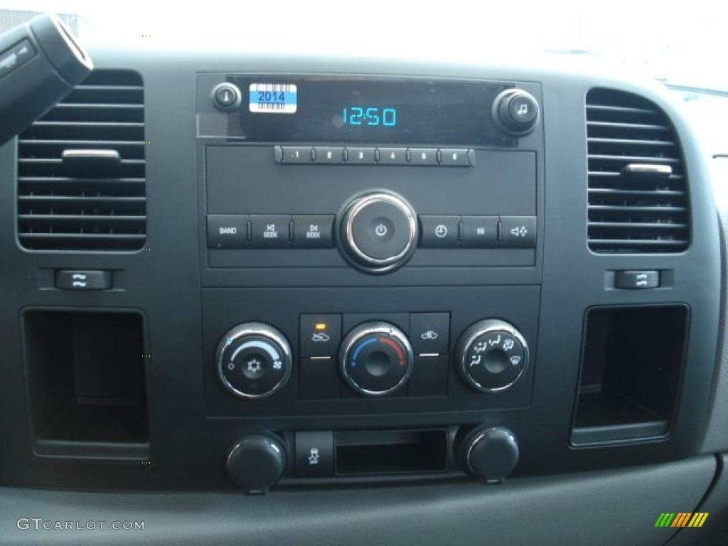 2012 Silverado 1500 Work Truck Regular Cab - Victory Red / Dark Titanium photo #17