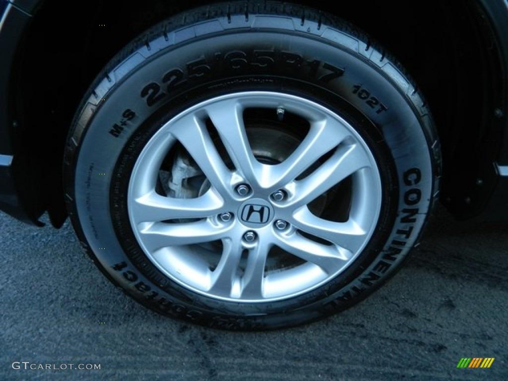 2011 CR-V EX 4WD - Royal Blue Pearl / Gray photo #10