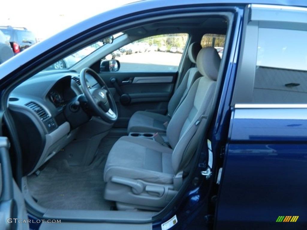 2011 CR-V EX 4WD - Royal Blue Pearl / Gray photo #14