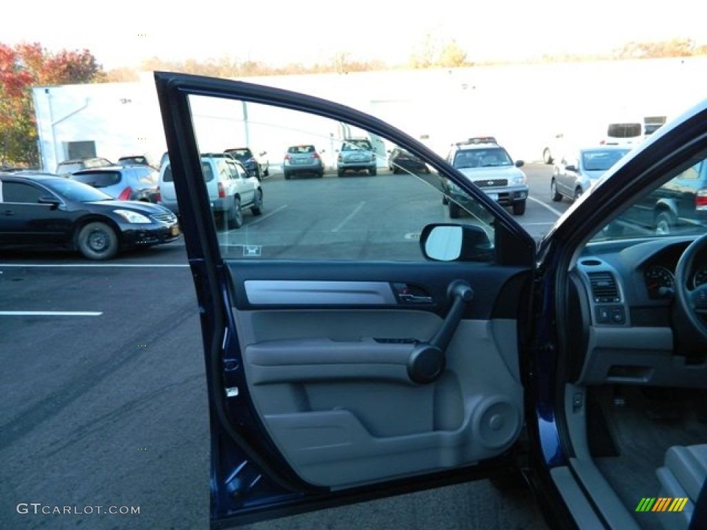 2011 CR-V EX 4WD - Royal Blue Pearl / Gray photo #19