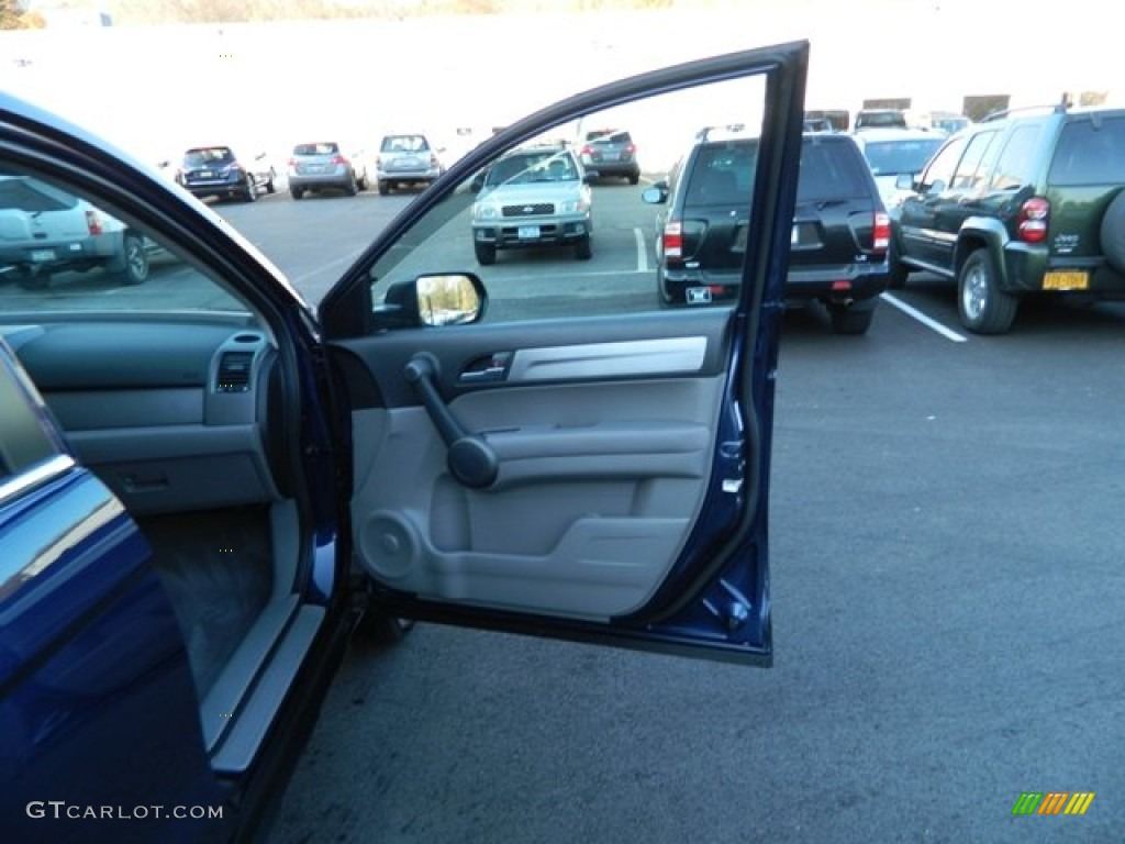 2011 CR-V EX 4WD - Royal Blue Pearl / Gray photo #22