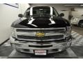 2012 Black Chevrolet Silverado 1500 LT Regular Cab 4x4  photo #4