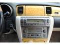 Ecru Beige Controls Photo for 2003 Lexus SC #62170282