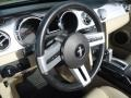 Medium Parchment Steering Wheel Photo for 2005 Ford Mustang #62174107