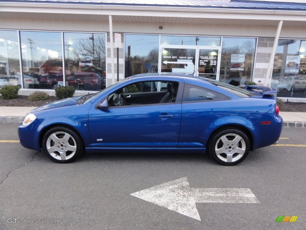 Laser Blue Metallic 2006 Chevrolet Cobalt Ss Coupe