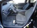 Dark Gray 2011 Toyota Prius Interiors