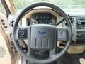 Adobe Steering Wheel Photo for 2012 Ford F250 Super Duty #62198254