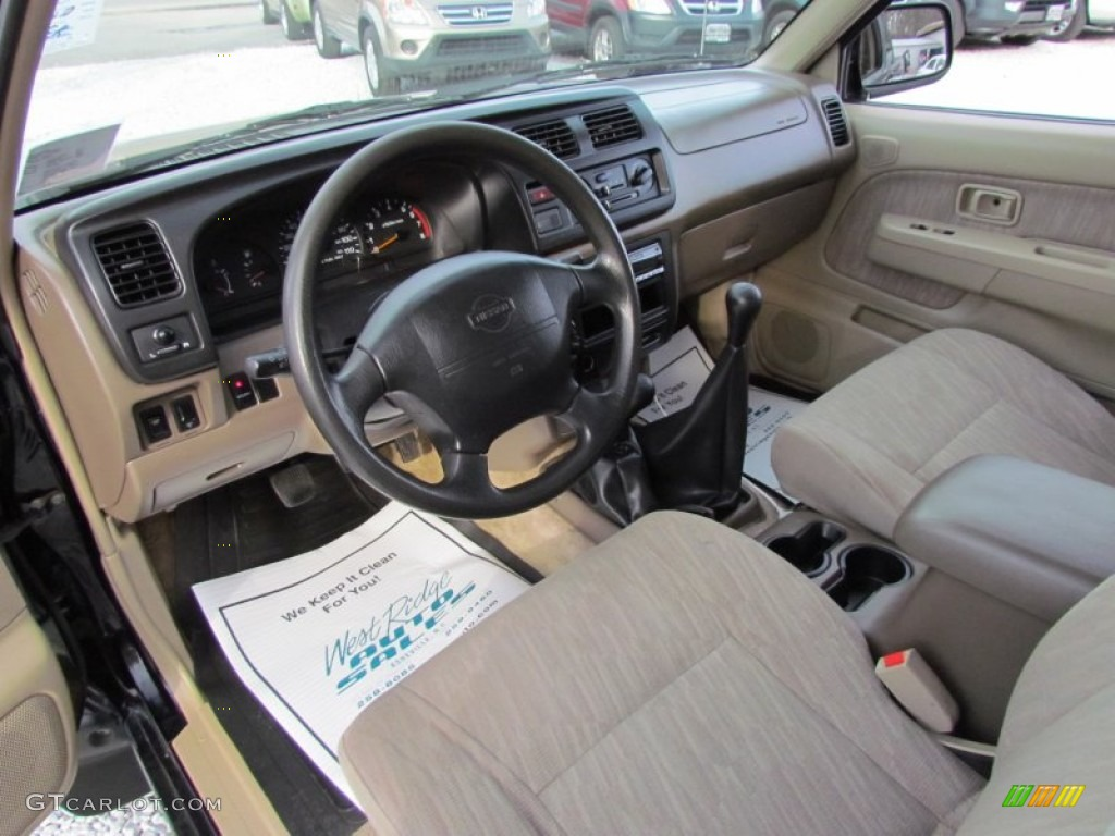 1999 Nissan Frontier Se Extended Cab 4x4 Interior Photo 62201396