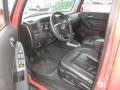 Ebony/Pewter Interior Photo for 2009 Hummer H3 #62211758