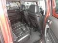 Ebony/Pewter Interior Photo for 2009 Hummer H3 #62211890