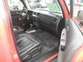 Ebony/Pewter Interior Photo for 2009 Hummer H3 #62211899