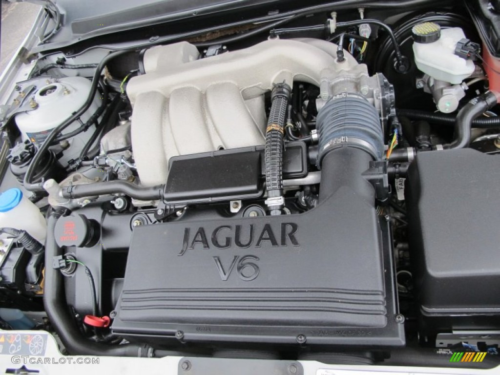 jaguar x type 3 0 engine diagram 2006 jaguar x-type 3.0 3.0 liter dohc 24-valve vvt v6 ... #5