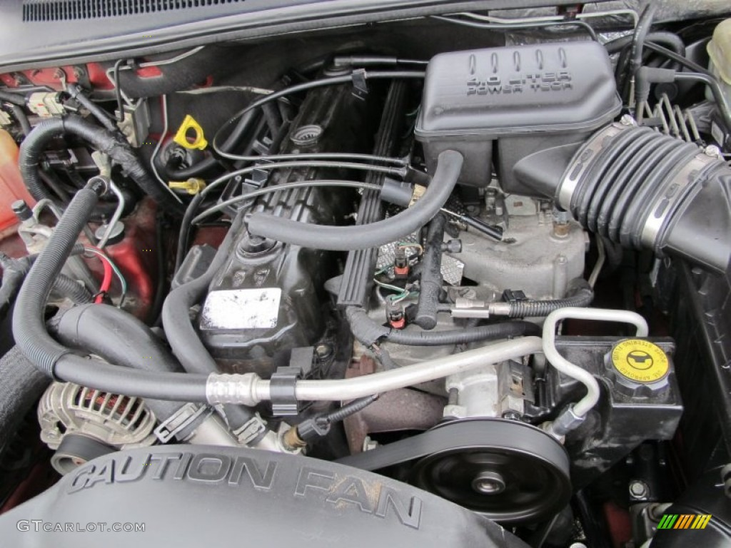 2003 Jeep Grand Cherokee Limited 40 Liter OHV 12Valve Inline 6 – Jeep Cherokee Straight 6 Engine Diagram