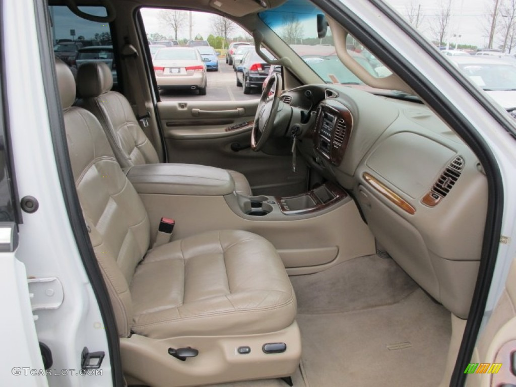 2001 lincoln navigator standard navigator model interior. Black Bedroom Furniture Sets. Home Design Ideas