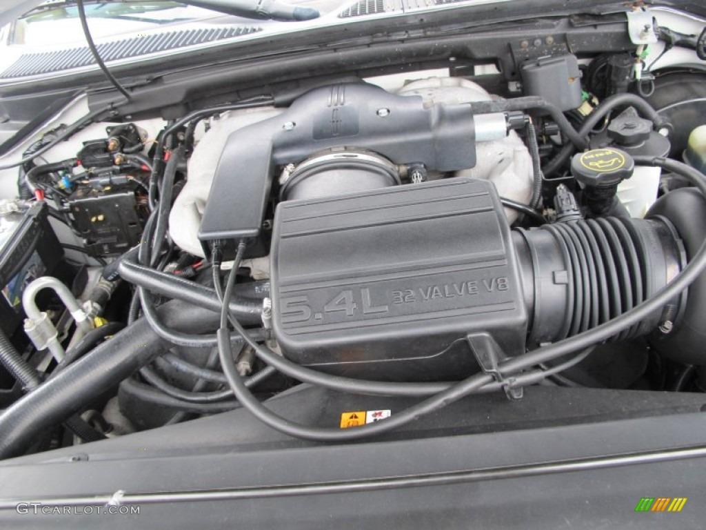 2001 Lincoln Navigator Standard Navigator Model 5 4 Liter