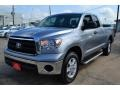 2011 Silver Sky Metallic Toyota Tundra Double Cab  photo #1