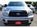 2011 Silver Sky Metallic Toyota Tundra Double Cab  photo #2