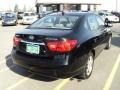 2010 Black Pearl Hyundai Elantra SE  photo #2