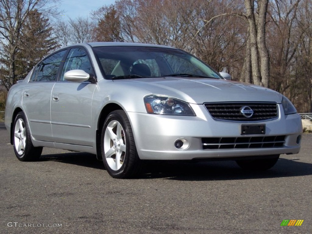 sheer silver metallic 2005 nissan altima 3 5 se exterior photo 62232908. Black Bedroom Furniture Sets. Home Design Ideas