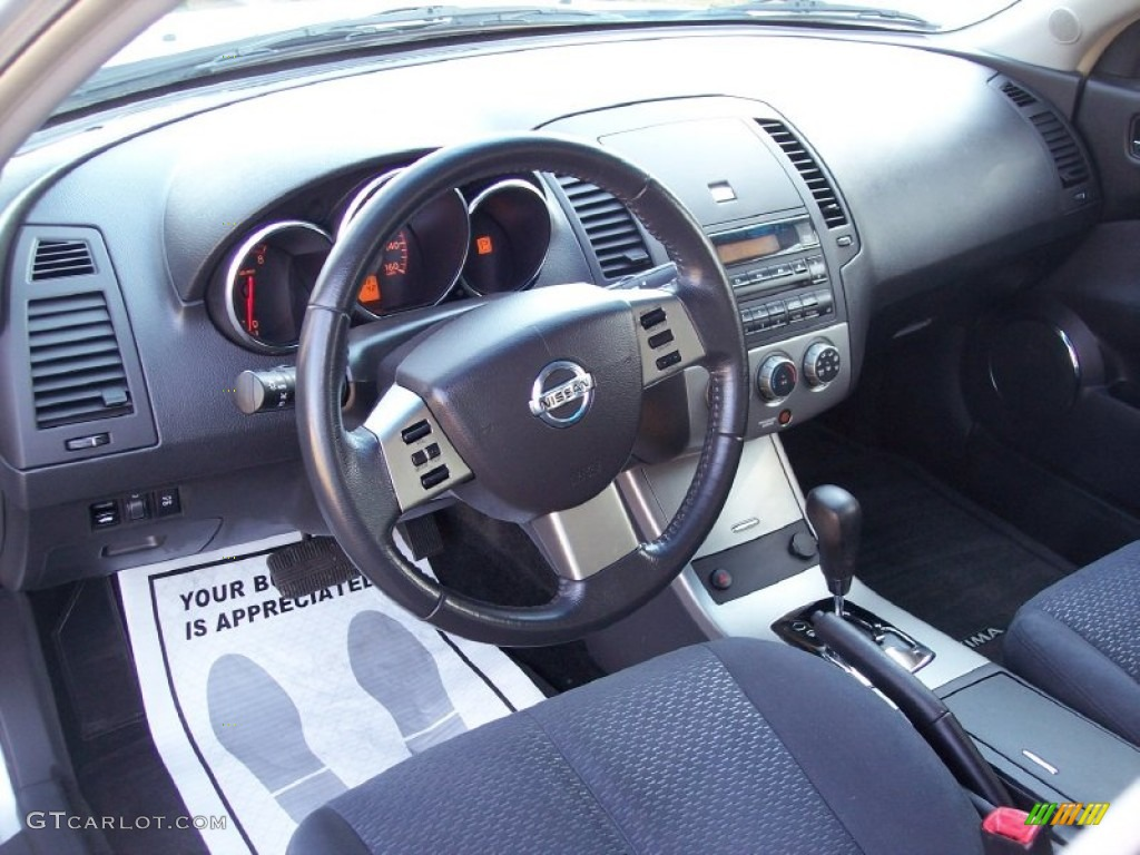 Charcoal interior 2005 nissan altima 3 5 se photo 62233110 2005 nissan altima custom interior
