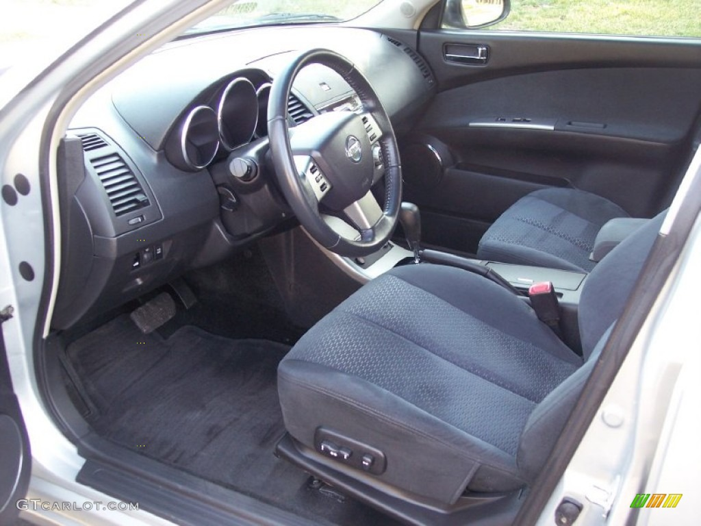 Charcoal Interior 2005 Nissan Altima 3 5 Se Photo 62233116