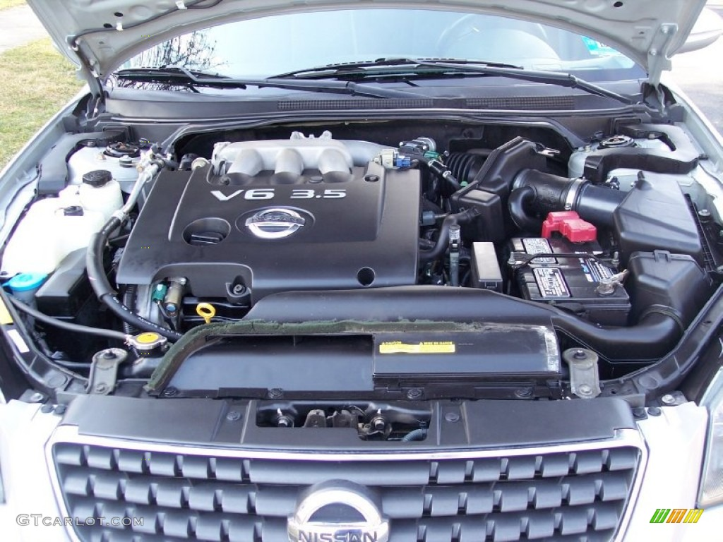 2005 Nissan Altima 3 5 Se Engine Photos Gtcarlot Com