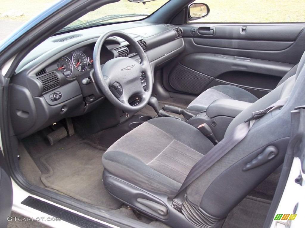 2004 Chrysler Sebring Lx Convertible Interior Photo 62234189