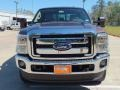 2012 Golden Bronze Metallic Ford F250 Super Duty Lariat Crew Cab 4x4  photo #10