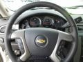 2012 White Diamond Tricoat Chevrolet Silverado 1500 LTZ Crew Cab 4x4  photo #11